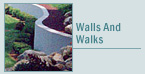 Walls and Walks