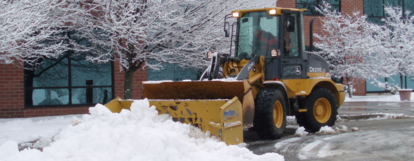 Commercial Snow Removal, Snow Plowing, Cheshire, CT