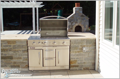 Outdoor Kitchen Slideshow image