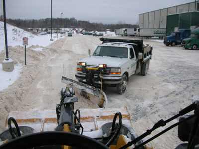 Snow Removal, Ice Cleanup, De-Icing, Snow Plowing