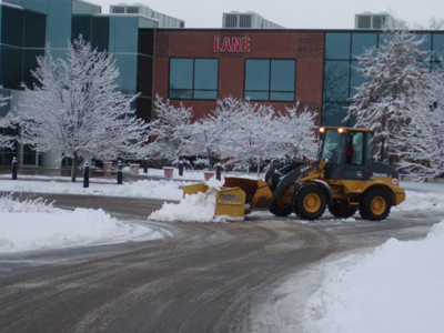 Snow and Ice Removal, Ice Management, Ice Control